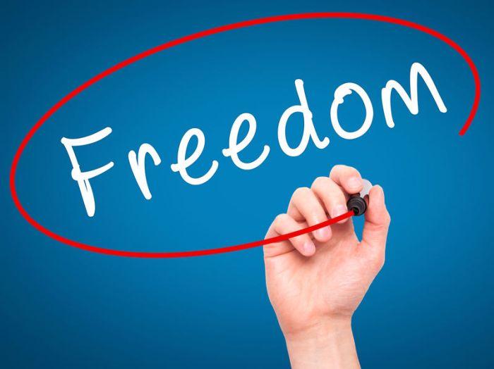 Daily Devotional – Saturday, Oct. 13 – Series: Spiritual Freedom, #3 of4