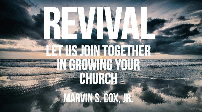 Now Booking Revivals!! Does Your Church Need? Contact Me.